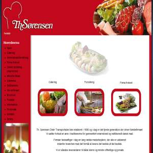 Th. Sørensen Diner Transportable