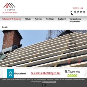 Tl-tagservice.dk