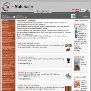 TM-Materialer