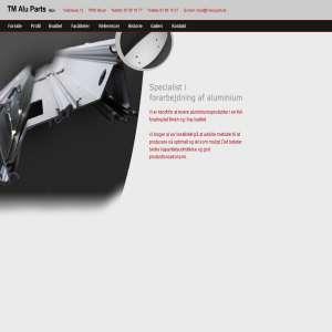TM Alu Parts fra ide til færdigt produkt