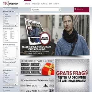 Tøjeksperten.dk - herretøj online