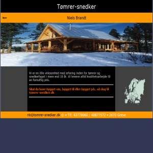 Tømrer og Snedker v/ Niels Brandt