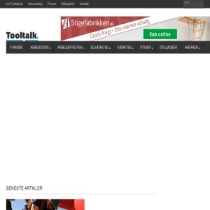 Tooltalk.dk - Alt om værktøj