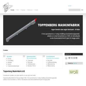Toppenberg Maskin- og underleverandørsfabrik Aalborg a/s