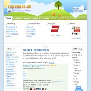 TopShops.dk