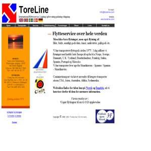 Tore Line - Flyttefirma