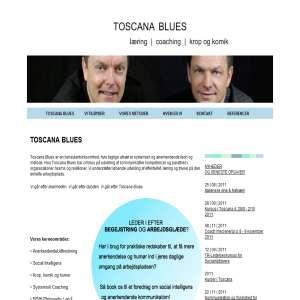 Toscanablues.dk