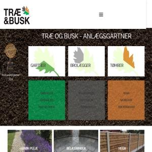 Entreprenørfirma TRÆ & BUSK
