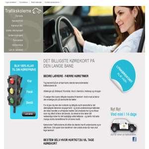 Trafikskolerne - Kørekort