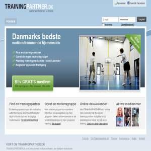 Trainingpartner.dk