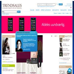 Trendsales.dk - Mode og Trends