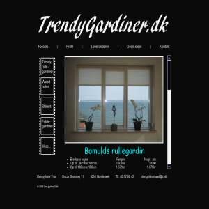 Trendy gardiner - woodnotes
