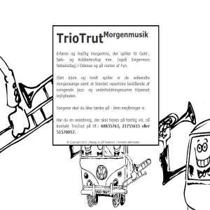 TrioTrut - Festlig morgenmusik i kjole og hvidt