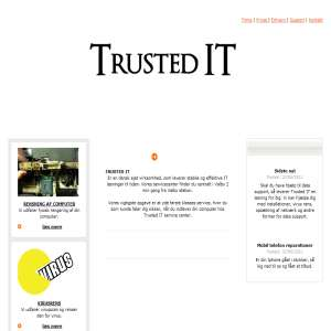 Trusted IT