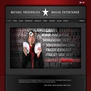 Michael Frederiksen * Magisk Entertainer