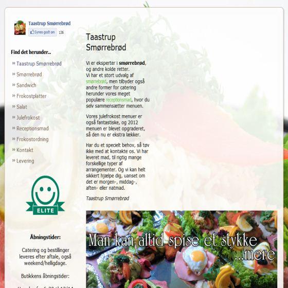 Taastrup Smørrebrød Catering