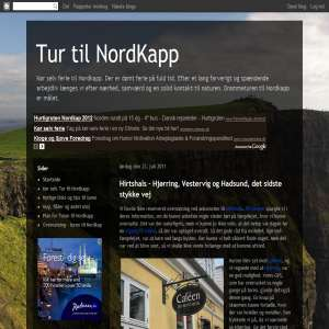 Tur til Nordkap