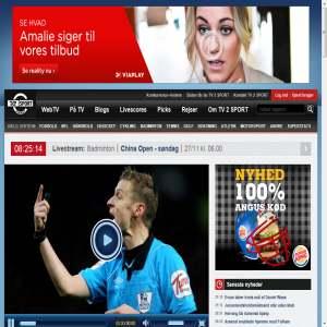TV 2 Sport.dk