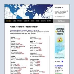 TVChannels.dk