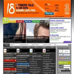 Tvguide.dk - din online tv-guide