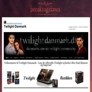 Twilight Danmark