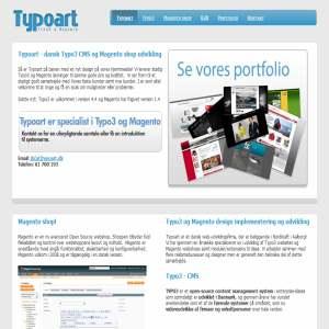 Typoart - Typo3 & Magento ydelser