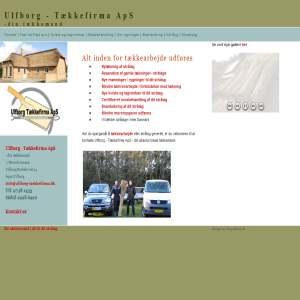 Ulfborg Tækkefirma ApS