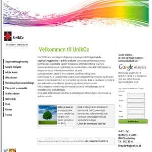 Professionelt webbureau i Skanderborg - Reklame design i høj kvalitet