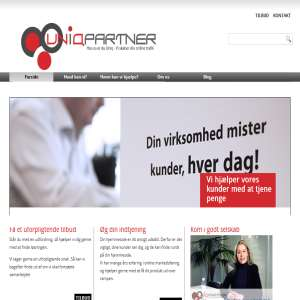 Uniq Partner - Søgemaskineoptimering Konsulent