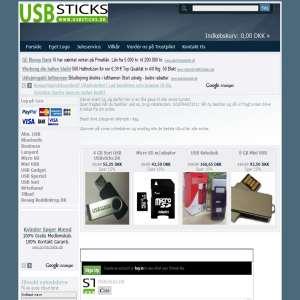 USBsticks.dk