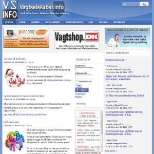 Vagtselskaber.info