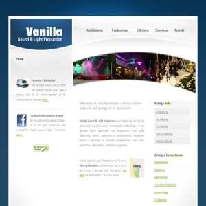 Vanilla Sound & Light Production