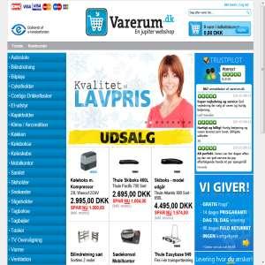 Varerum.dk - Biludstyr & Bådudstyr