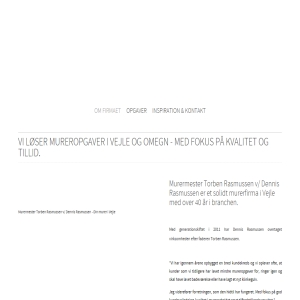 Murermester Torben Rasmussen v/ Dennis Rasmussen