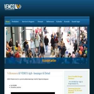 Vemco ApS - Løsninger til Detail og det offenlige