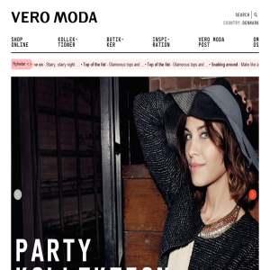 Tøj fra Vero Moda