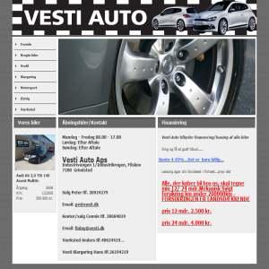 Specialist i brugte VW | Vesti Auto