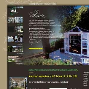 Pavilloner, udestuer og orangerier