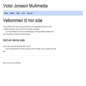 Victor Jonsson Multimedia