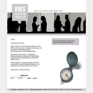VIKS ApS - Interim Ledelse