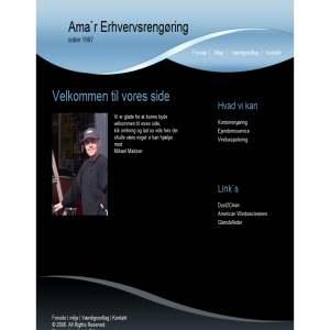 Amar Erhvervsrengøring