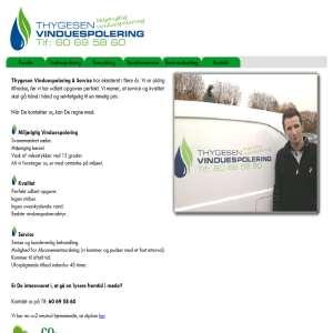 Thygesen Vinduespolering & Service