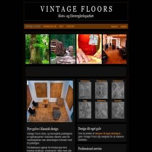 Gulve fra Vintage Floors