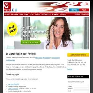 Billig ip telefoni - Viptel.dk