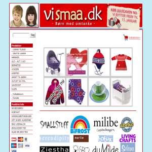 Økologisk børnetøj på Vismaa.dk