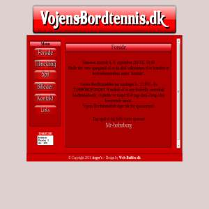 Vojens Bordtennis klub