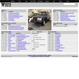 Volvo 200 Serien