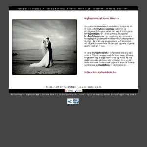 Bryllupsfotografering VSJ