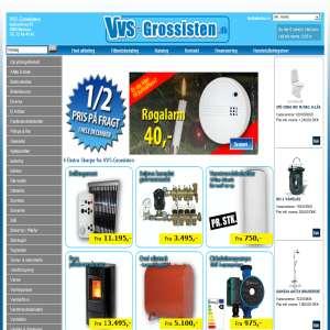 VVS-Grossisten.dk