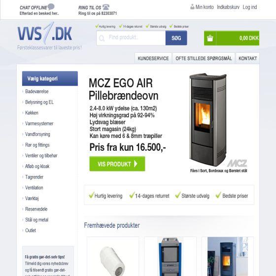 VVS1.dk ApS